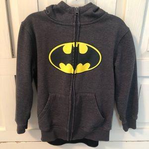 4fd81d53 Boys Batman Hoodie from Macy's Size 6